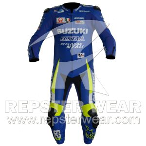 Andrea lannone Motorbike leather suit