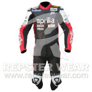 Alprilia Motorbike Leather Suit