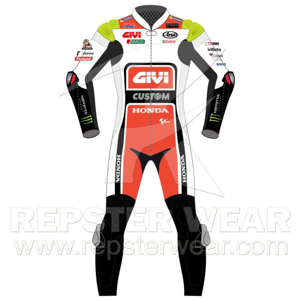 Cal Crutchlow Leather suit 2018