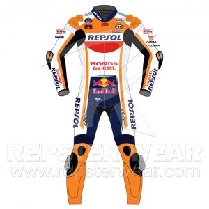 Dani Pedrosa Leather suit 2018