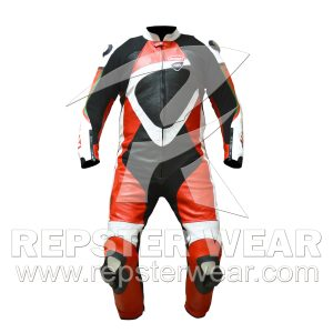 Ducati Motorbike leather suit