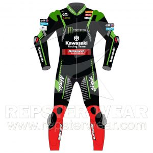 Jonathan Rea Leather suit