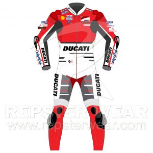 Jorge Lorenzo Leather suit