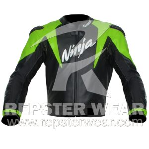 Kawasaki Ninja leather Jacket