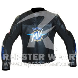Mv Agusta Leather Jacket