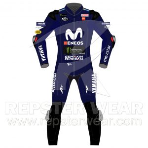 Maverick Viñales Leather Suit