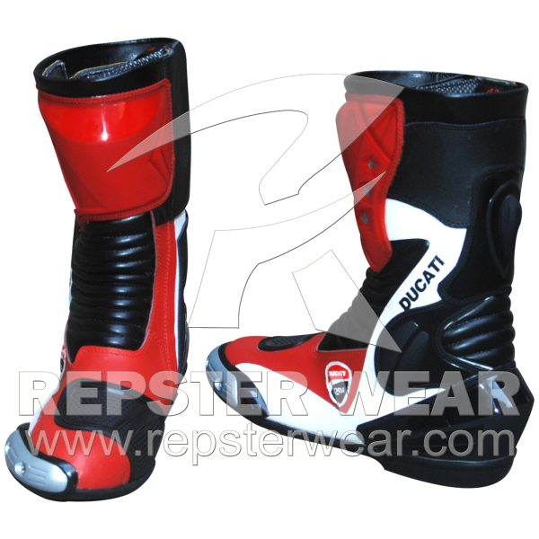 Ducati Motorbike Leather Boot
