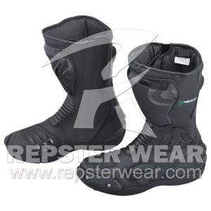 Monster Motorbike Racing Leather Boot