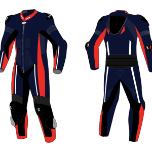 Custom Racing Leather Suit