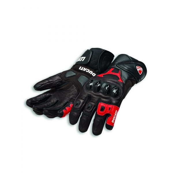 Speed Air C1 Ducati leather gloves