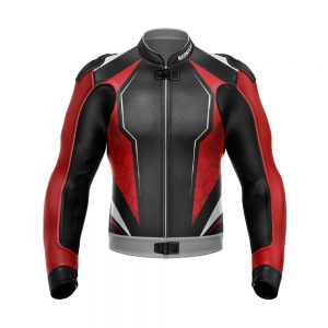 REPSTER R11 MOTORBIKE RACING LEATHER JACKET